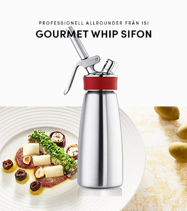 Gourmet Sifon